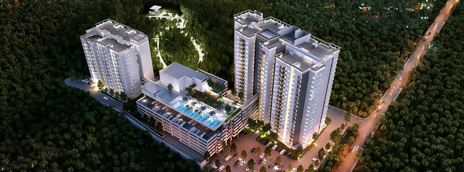 Condominium-Sutera-Pines-Sungai-Long