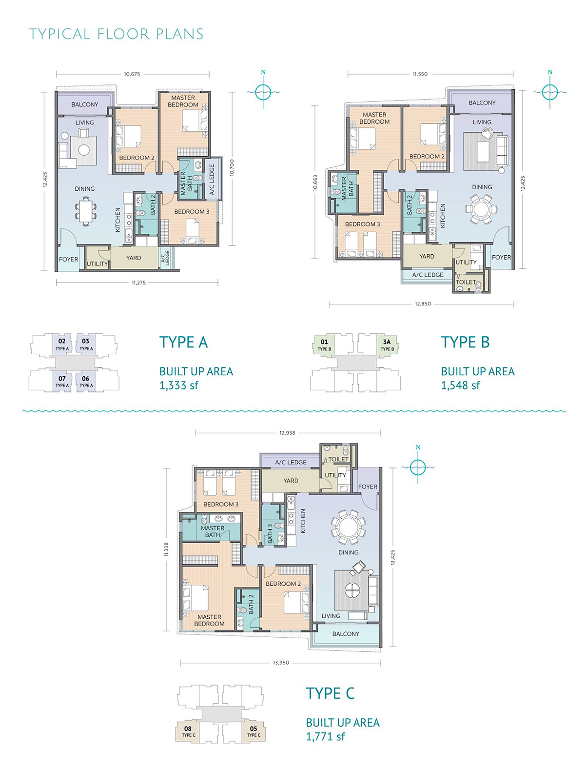Sefina-Condominium-floor-plan