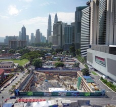 The Colony-Serviced -Apartment-Construction