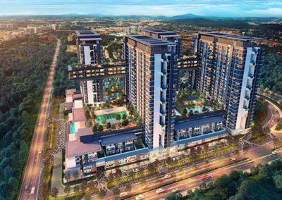 Cantara-Residences-Ara-Damansara-Serviced-Apartment