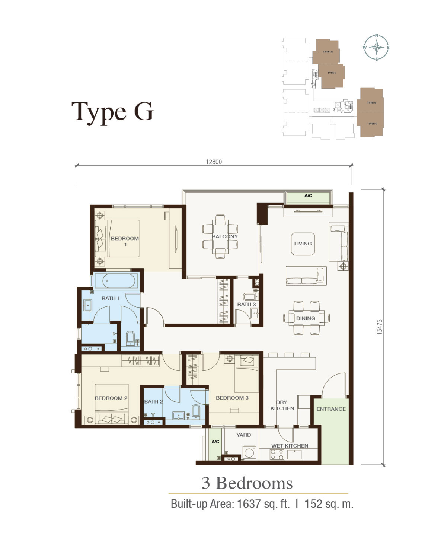 Floor-plan-Type-G-Irama-Wangsa