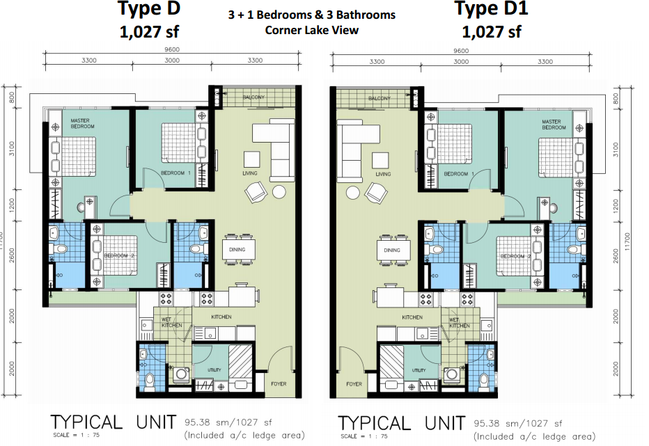 Mizumi-Residences--1027 sq.ft.-Type D