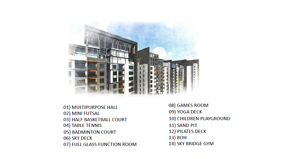 The Havre-Bukit Jalil-Condominium-Amenities