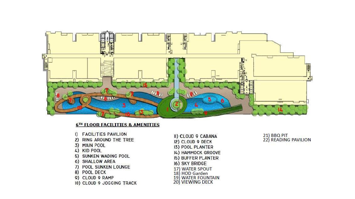 The Havre-Condominium-Facilities