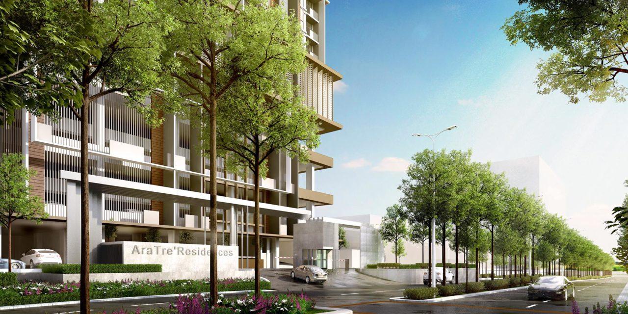 (Ara Damansara) AraTre' Residences, Pre Launch