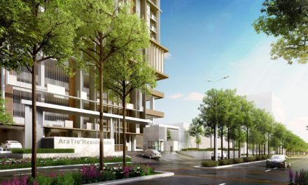 (Ara Damansara) AraTre' Residences, Pre Launch