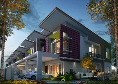 Semanja-Kajang-Park-Terraces-2-Storey-House