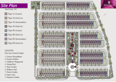 Semanja-Park-Terraces-Kajang-Site-Plan