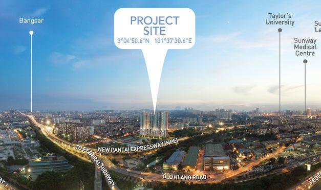 (Petaling Jaya) Verando Residence, PJS5, PJ south