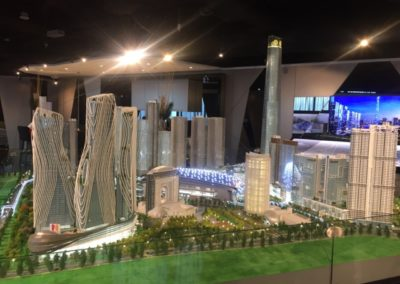 KL-Metropolis-Scale-Model