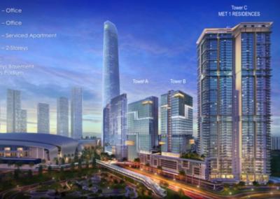 MET 1-Serviced-Apartment-KL-Metropolis
