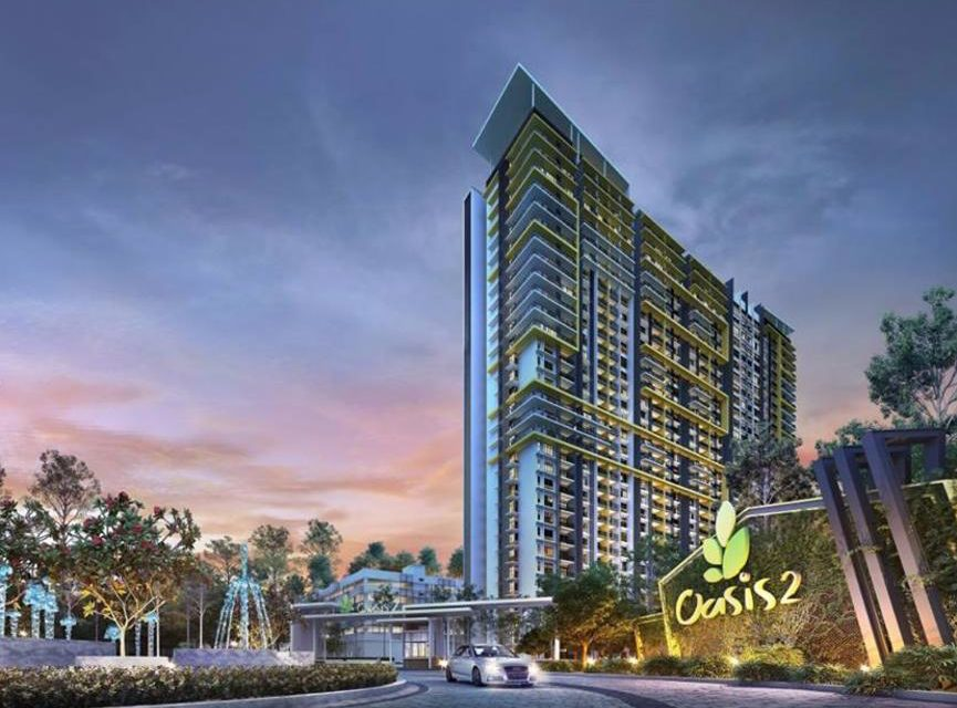 (Kajang) Oasis 2 Residences, Mutiara Heights